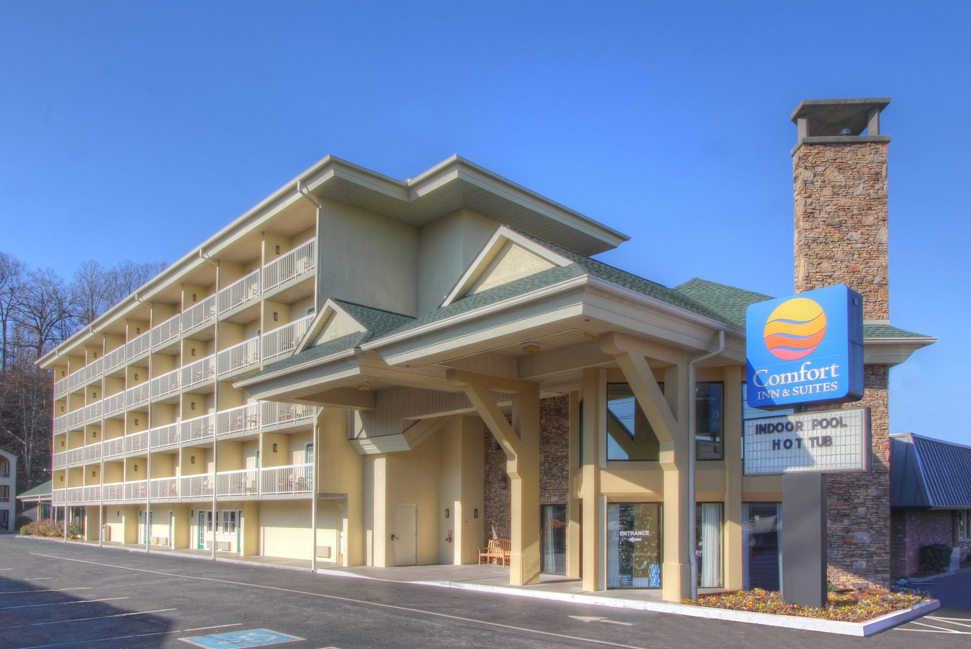 Comfort Inn Hotels In Pigeon Forge Tn